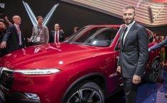 Beckham dalam Peluncuran VinFast: Mobil yang Hebat dan Dibuat Dengan Kebanggaan