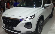 Hyundai Santa Fe CRDi AT 2018
