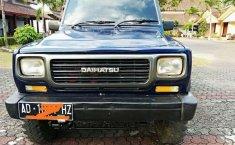 1997 Daihatsu Rocky F75 4x4 2.8 Manual dijual