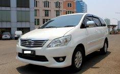 Toyota Kijang Innova 2.5 G AT 2013 Dijual