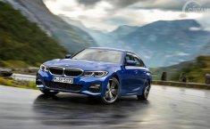 BMW Ucapkan Selamat Tinggal Transmisi Manual Seri 3