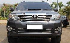 Toyota Fortuner G Diesel 2015 dijual