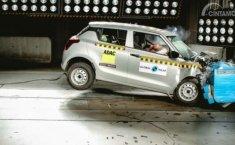 Di Jepang 5 Bintang, Uji Keselamatan Suzuki Swift Buatan India Hanya 2 Bintang