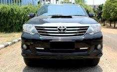 Toyota Fortuner G Diesel 2014 dijual