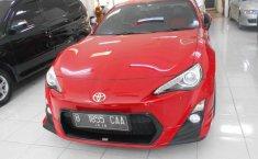 Toyota 86 Manual TRD 2014