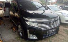 Nissan Elgrand Highway Star A/T 2012 Dijual