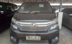 Toyota Vellfire 2.4 X A/T 2012 Dijual
