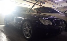 Mercedes-Benz C200 2.0 Automatic 2002 Dijual