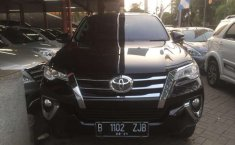 Jual Mobil Toyota Fortuner G 2016