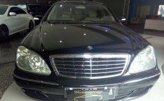 Mercedes-Benz S500 L 7G-Tronic A/T 2004 Dijual