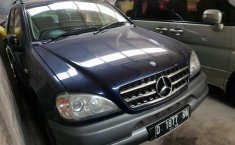 Mercedes-Benz ML270 CDI 2000 Dijual