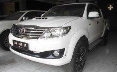 Jual Toyota Hilux G 2012