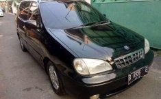 Kia Carens 2003 hitam