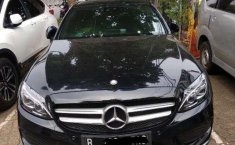 Mercedes-Benz C250 2017 hitam