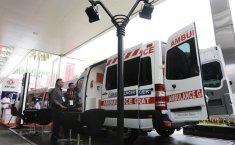 Tampil di Hospital Expo 2018, Dua Mobil Ambulan Ini Dijual Dengan Harga Jauh Berbeda