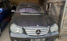 Mercedes-Benz C230 2.3 Automatic 2007 Hitam