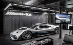 Review Mercedes-AMG One 2017
