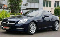 Mercedes-Benz SLK200 2014 Dijual