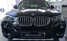 BMW X3 2016 dijual