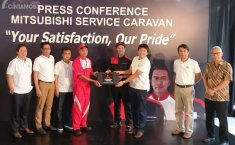 Kesempatan Langka, Konsumen Bisa Konsultasi Seputar Mobil Mitsubishi Dengan Mekanik Jepang
