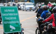 Kendaraan Non Jakarta Jangan Takut, Tilang Sistem Elektronik Hanya Untuk Pelat Nomor B