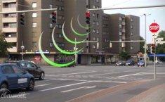 Perusahaan Mobil Kembangkan Teknologi untuk 'Berbicara' dengan Lampu Merah