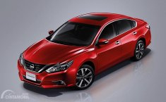 Review Nissan Teana 2019