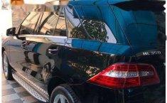 Mercedes-Benz ML350 4MATIC 2013 Hitam