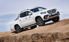 Review Mercedes X-Class 2019 Indonesia