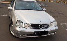 Mercedes-Benz C230 2.3 Automatic 2001 Dijual