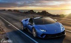 Review Lamborghini Huracán Performante Spyder 2018