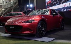Review Mazda MX-5 RF 2018