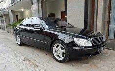 Mercedes-Benz S500 () 2002 kondisi terawat