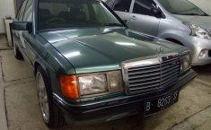 Mercedes-Benz 190E W201 2.0 Automatic 1990