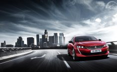 Review Peugeot 508 2019