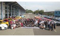 Porsche Club Indonesia Kumpulkan Puluhan Supercar Di Lintasan Sirkuit Sentul