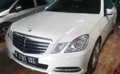 Jual Mercedes-Benz E250 Avantgarde 2012