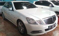 Mercedes-Benz E250 Avantgarde 2012 Dijual