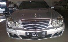 Dijual Mercedes-Benz E200 CGI 2008