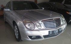 Mercedes-Benz E200 CGI 2008 Dijual