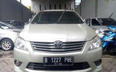 Toyota Kijang Innova E 2012 MPV