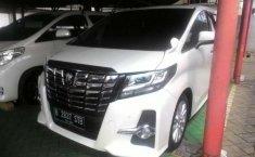 Jual Toyota Alphard S 2015