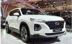 Hyundai Santa Fe CRDi 2018 DVG.WIS.Entities.Color