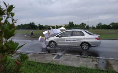 ASEAN NCAP Ajak Jurnalis Terpilih Untuk Mengikuti Assesment Vehicle Safety Course