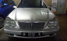 Dijual Mercedes-Benz C240 W203 2.6 V6 Sedan 2003