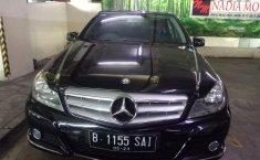 Jual Mercedes-Benz C200 Avantgarde A/T 2013