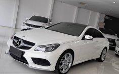 Mercedes-Benz E250 CGI 2013 Dijual