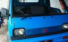 Mitsubishi JETSTAR Manual 1988 Biru