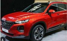 Hyundai Santa Fe 2018 terbaik