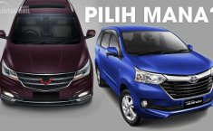 Komparasi Wuling Cortez Vs Toyota Avanza, Pertarungan 'Made in China' Dengan Jawara Jepang